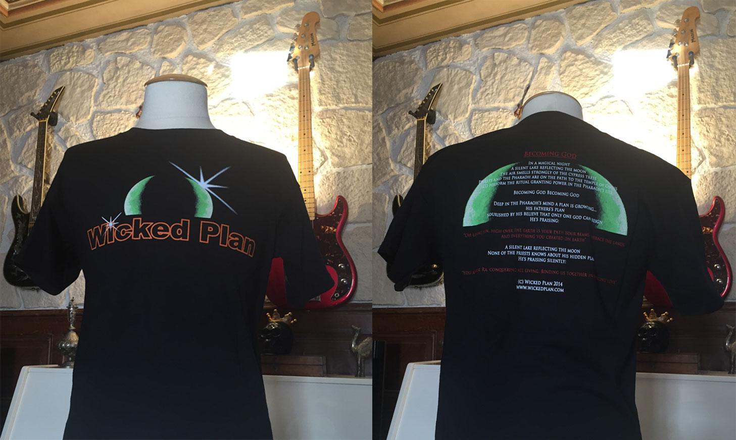 Becoming God T-Shirt