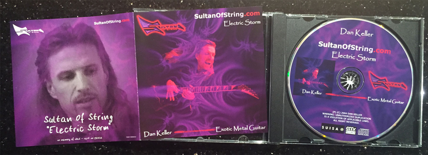 'Electric Storm' CD