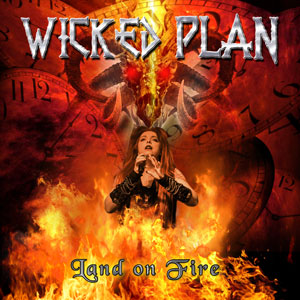'LAND ON FIRE' CD